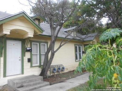 San Antonio Multi Family Home New: 116 Cornell Ave