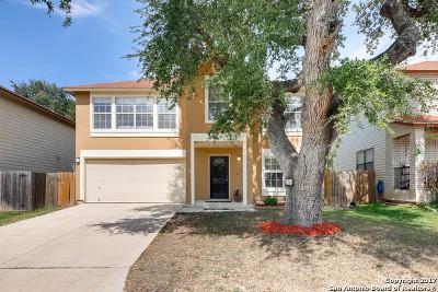 San Antonio Single Family Home New: 9211 Windward Trce