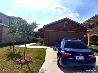 San Antonio Single Family Home New: 9619 Pleasanton Pl
