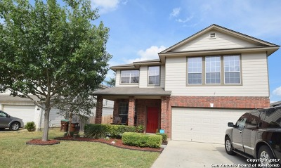 Bexar County Single Family Home New: 10811 Black Wolf Bay