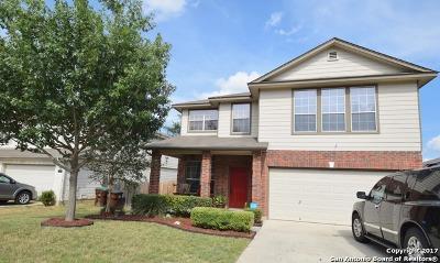 San Antonio Single Family Home New: 10811 Black Wolf Bay