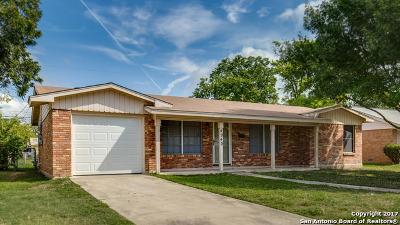 San Antonio Single Family Home New: 4943 Bernadine Dr