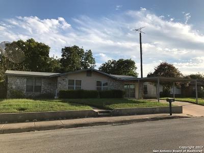 San Antonio Single Family Home New: 5022 Pharis St