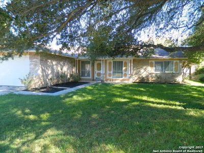 San Antonio Single Family Home New: 4621 Barhill St