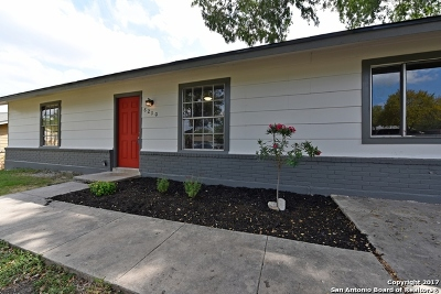 San Antonio Single Family Home New: 6210 Pike Valley Dr