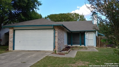 Bexar County Rental New: 9718 Meadow Branch