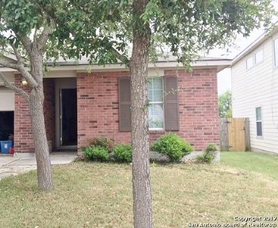 San Antonio Single Family Home New: 10950 Moonlit Cyn