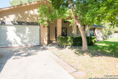 San Antonio TX Single Family Home New: $197,000