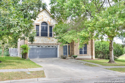 Schertz Single Family Home Back on Market: 1125 Drayton