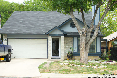 San Antonio Single Family Home New: 13043 Cavern Park Dr