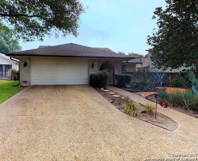 San Antonio Single Family Home Price Change: 11126 Whisper Spring Dr