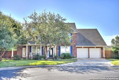 San Antonio Single Family Home Active RFR: 25402 Mesa Trl