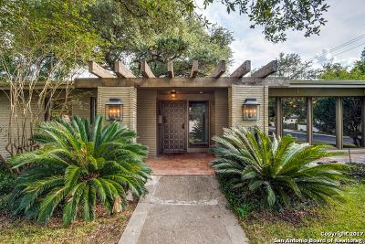 Single Family Home New: 700 Morningside Dr