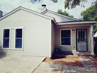 San Antonio Single Family Home New: 2851 Ash Field Dr