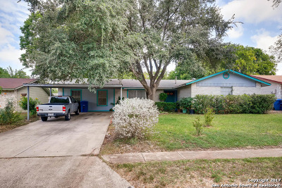 San Antonio Single Family Home New: 9703 Gold Dust Dr
