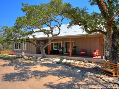 Wimberley Single Family Home Active RFR: 7727 Mount Sharp Rd