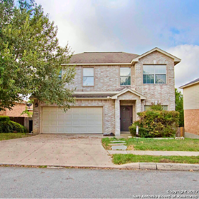 San Antonio Single Family Home New: 14918 Turret Run