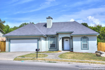 San Antonio Single Family Home New: 11546 Rousseau St