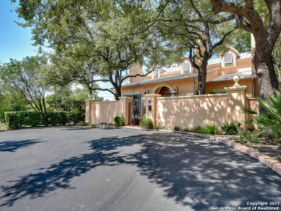 San Antonio Single Family Home New: 105 Canterbury Hill St