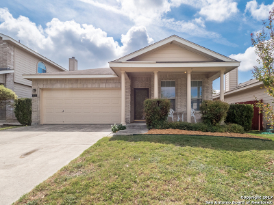 San Antonio Single Family Home New: 5638 Arcadia Park