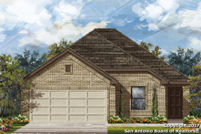 New Braunfels Single Family Home New: 3958 Legend Pond