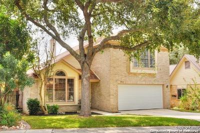 San Antonio Single Family Home New: 2422 Vibrant Oak
