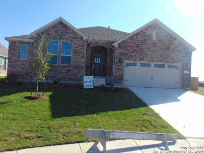 Comal County Single Family Home New: 891 Maroon St.