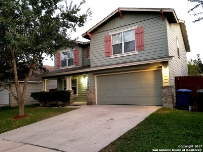 San Antonio Single Family Home New: 1423 Sunbend Fls