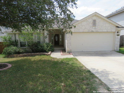 Helotes Single Family Home New: 9710 Lindrith