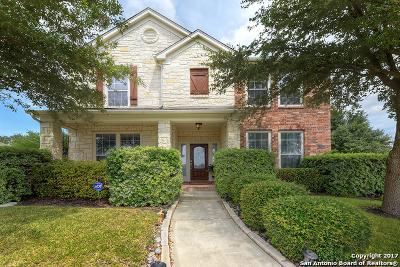 San Antonio Single Family Home New: 2703 Trinity Pass