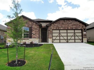 San Antonio Single Family Home New: 13406 Flora Springs