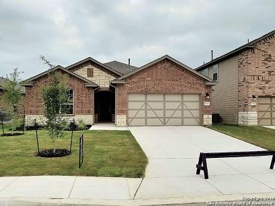 San Antonio Single Family Home New: 13411 Flora Springs