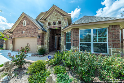 San Antonio TX Single Family Home For Sale: $440,000