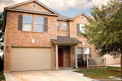 Single Family Home New: 11607 Liberty Fld