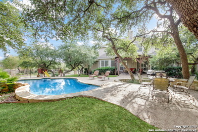 San Antonio Single Family Home New: 24602 Fairway Spgs