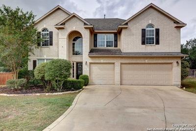 San Antonio Single Family Home New: 1102 Links Cove