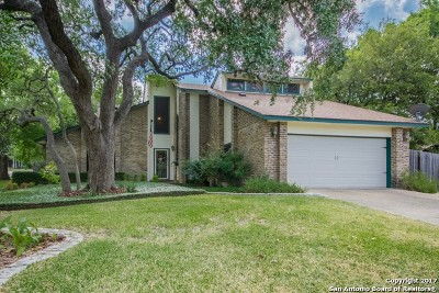 San Antonio Single Family Home Price Change: 2306 Park Farm