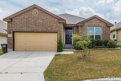 Bexar County Single Family Home New: 7506 Elegante Way
