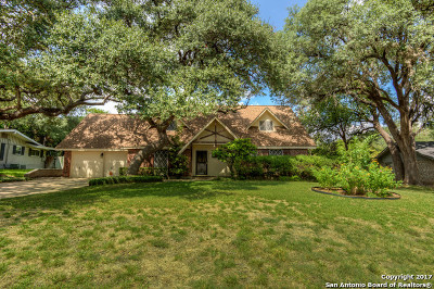 San Antonio Single Family Home New: 811 Serenade Dr