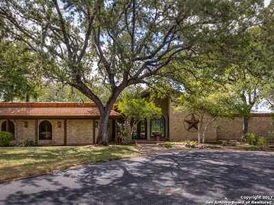 San Antonio Single Family Home New: 16650 Jones Maltsberger Rd