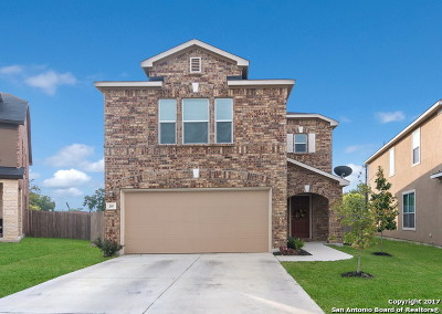Universal City Single Family Home New: 210 Granite Mist