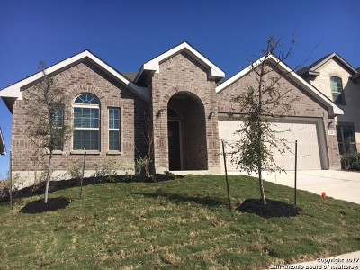 Cibolo Single Family Home Price Change: 226 Fernwood Dr