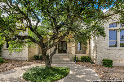 San Antonio Single Family Home New: 21006 Harvest Hls