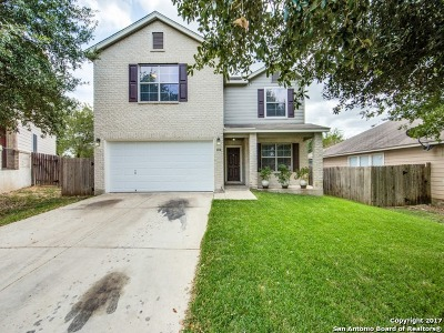 Cibolo Single Family Home For Sale: 104 Verbena Gap