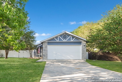 Boerne Single Family Home New: 348 Bentwood Dr