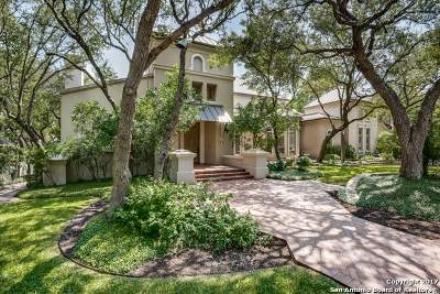San Antonio Single Family Home New: 11807 Elmscourt