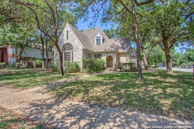 San Antonio Single Family Home Back on Market: 2327 Oakline Dr