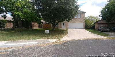 San Antonio Single Family Home New: 6710 Park Hvn