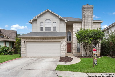 San Antonio Single Family Home New: 8811 Lost Arbor Cir