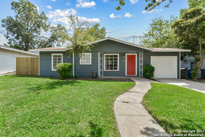 San Antonio Single Family Home New: 1114 Lovera Blvd